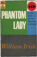 Phantom Lady by William Irish
