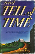 And Tell of Time by Laura Krey