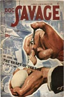 Doc Savage - Copies from 1944