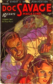 The comics & books of Doc Savage