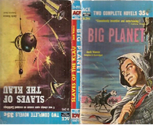 Big Planet / Slaves of the Klau by Jack Vance