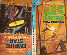 Empire Star / The Tree Lord of Imeten by Samuel Delany & Tom Purdom