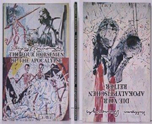 The Four Horsemen of the Apocalypse by William S. Burroughs