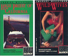 Wild Wives / High Priest of California by Charles Willeford
