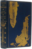 Book of Princes and Princesses by Mr & Mrs Andrew Lang (1908)