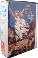 The Ghost Kings by H Rider Haggard (1908)