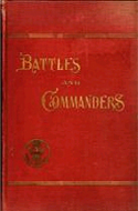 Battles and Commanders of the Civil War by Joseph Marcus Wright