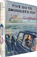 Five Go to Smuggler�s Top by Enid Blyton