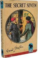 The Secret Seven by Enid Blyton