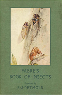 Fabre�s Book of Insects by Fabre