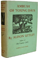 Ambush of Young Days by Alison Uttley