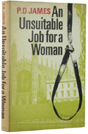An Suitable Job for a Woman by P.D. James