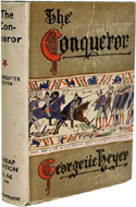 The Conqueror by Georgette Heyer