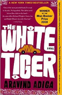 ISBN: 1416562605 The White Tiger by Aravind Adiga