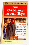 Softcover The Catcher in the Rye
