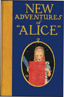 New Adventures of Alice by John Rae