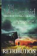 Tony Hill & Carol Jordan created by Val McDermid
