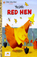 Little Red Hen illustrated by Rudolf Freund (1942)
