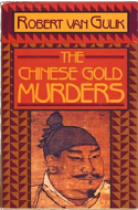 The Chinese Gold Murders by Robert van Gulik