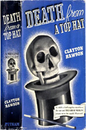 Death from a Top Hat by Clayton Rawson