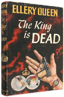The King is Dead by Ellery Queen