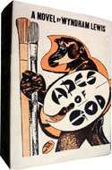 The Apes of God by Wyndham Lewis
