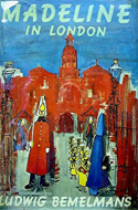 Madeline in London by Ludwig Bemelmans (1961)