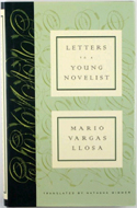 Letters to a Young Novelist by Mario Vargas Llosa