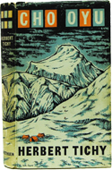 Cho Oyu. By Favour of the Gods by Herbert Tichy