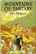 Mountains of Tartary by Eric Shipton