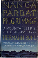 Nanga Parbat Pilgrimage by Hermann Buhl