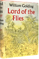 an analysis of the human nature in william goldings lord of the flies