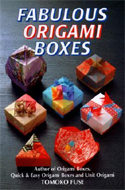 Fabulous Origami Boxes by Tomoko Fuse