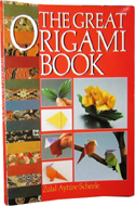 The Great Origami Book by Z�lal Ayt�re-Scheele