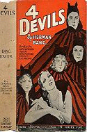 4 Devils by Herman Bang (1928)