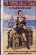 The Black Pirate by MacBurney Gates (1926)