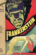 Frankenstein by Mary Wollstonecraft Shelley (1931)