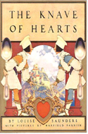 Knave of Hearts by Louise Saunders