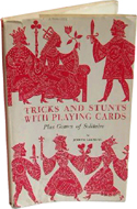 Tricks and Stunts With Playing Cards by Joseph Leeming
