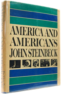 America and Americans by John Steinbeck with photos by Ansel Adams (1966)