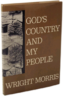 God�s Country and My People by Wright Morris (1968)