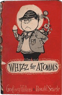 Whizz for Atomms, with Geoffrey Willans, 1956