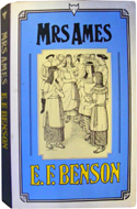 Mrs. Ames by E.F. Benson