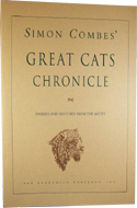 Great Cats Chronicle by Simon Combes