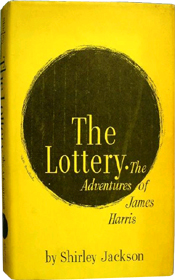 an analysis of a literary on the lottery by shirley jackson Shirley jackson's the lottery: summary shirley jackson's insights and observations about man and society are reflected in her famous short story the lottery many of her readers have found this story shocking and disturbing.
