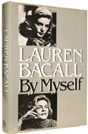 By Myself by Lauren Bacall