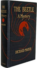 The Beetle A Mystery by Richard Marsh