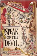 Speak of the Devil by Sterling North & C. B. Boutell