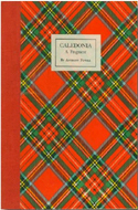 Caledonia: A Fragment by Anthony Powell