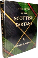 Setts of the Scottish Tartans by Donald Calder Stewart